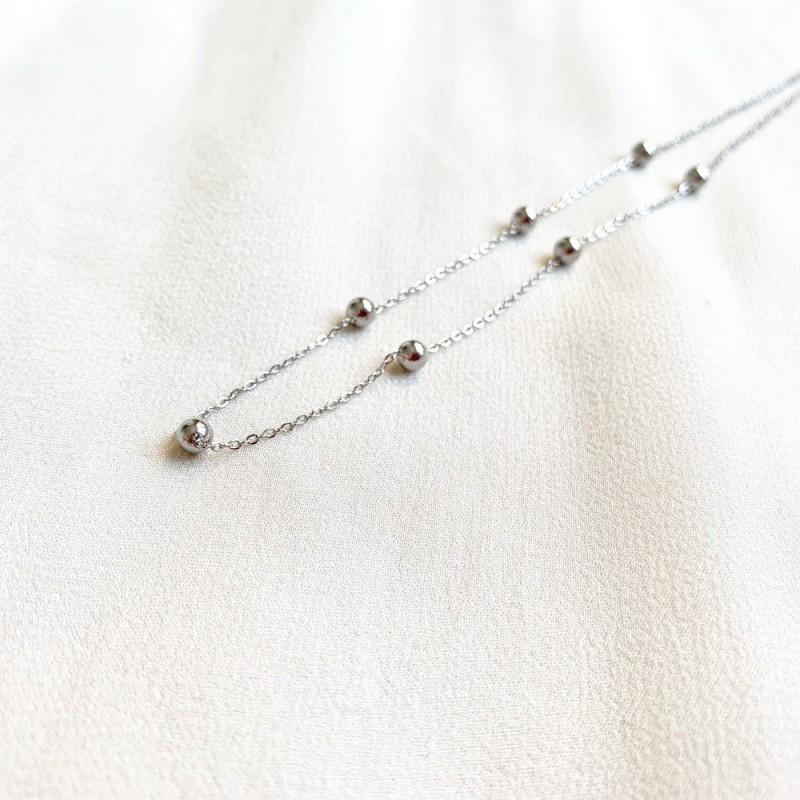 Łańcuszek z kuleczkami