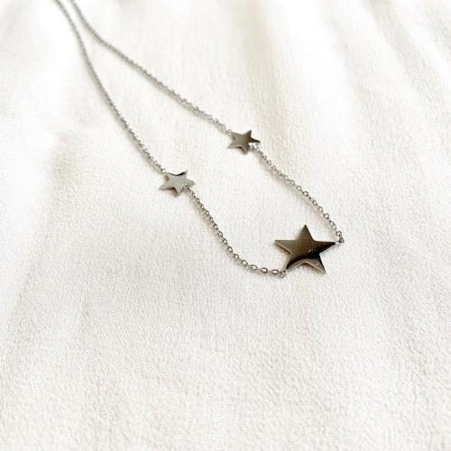 Łańcuszek z gwiazdkami