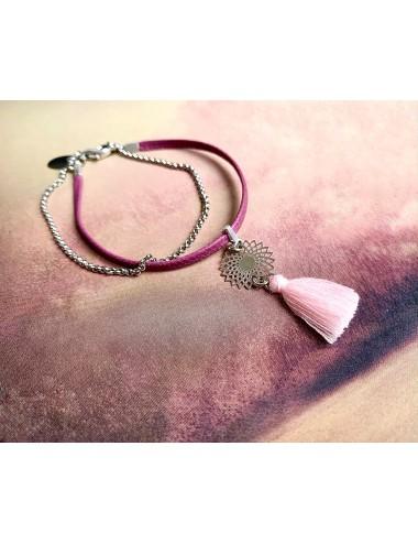 Biżuteria z Muszli - brązowa