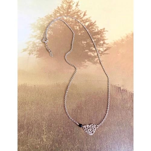 Łańcuszek ze srebra